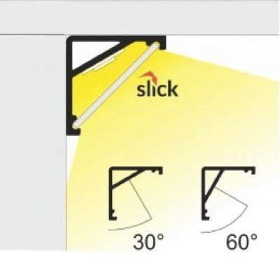 Sarokba illeszthető LED profil