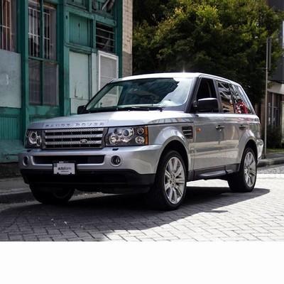 Range Rover Sport (2005-2013) autó izzó
