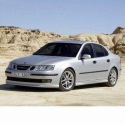 Saab 9-3 (2003-2012) autó izzó