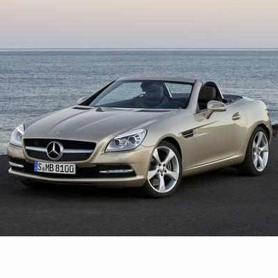 Autó izzók halogén izzóval szerelt Mercedes SLK (2011-2015)-hoz