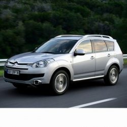 Autó izzók halogén izzóval szerelt Citroen C-Crosser (2007-2012)-hez