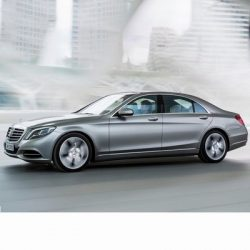 For Mercedes S after 2013 with LED