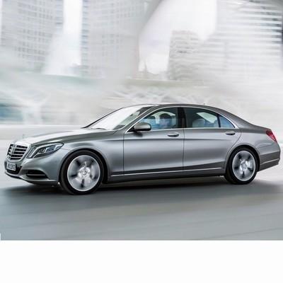 Autó izzók LED-es fényszóróval szerelt Mercedes S (2013-2020)-hez