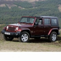 For Jeep Wrangler after 2007 with Halogen Lamps