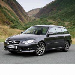 Autó izzók halogén izzóval szerelt Subaru Legacy Kombi (2007-2009)-hoz