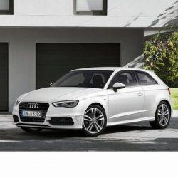 Audi A3 (8V1) 2012-től autó izzó