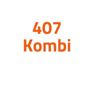 Peugeot 407 Kombi autó izzó