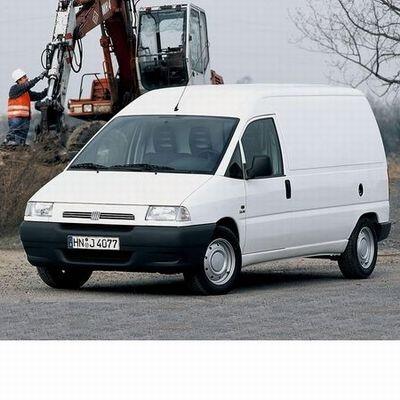 Autó izzók halogén izzóval szerelt Citroen Jumpy (1994-2004)-hoz