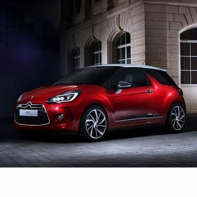 Autó izzók bi-xenon fényszóróval szerelt Citroen DS3 (2014-2016)-hoz