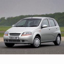 Autó izzók halogén izzóval szerelt Daewoo Kalos (1999-2005)-hoz
