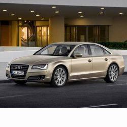 Autó izzók a 2010 utáni ledes fényszóróval szerelt Audi A8 (4H)-hoz