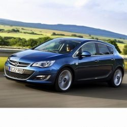 Autó izzók halogén izzóval szerelt Opel Astra J (2013-2015)-hez