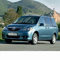 Autó izzók halogén izzóval szerelt Mazda MPV (1999-2006)-hez