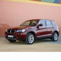 Autó izzók a 2010 utáni halogén izzóval szerelt BMW X3 (F25)-hoz