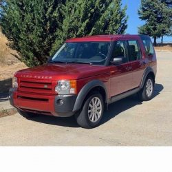 For Land Rover Discovery (2004-2010) with Halogen Lamps