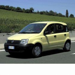 Fiat Panda (2003-2012) autó izzó