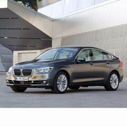 Autó izzók a 2009 utáni ledes fényszóróval szerelt BMW 5 GT (F07)-hez