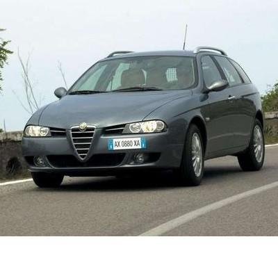 Autó izzók halogén izzóval szerelt Alfa Romeo 156 Sportwagon (2000-2006)-hoz