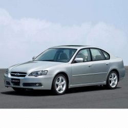 For Subaru Legacy (2003-2006) with Halogen Lamps