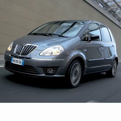 Autó izzók halogén izzóval szerelt Lancia Musa (2011-2012)-hoz