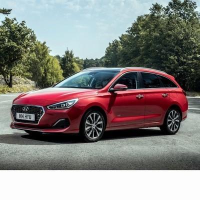 Hyundai i30 Kombi (2017-) autó izzó
