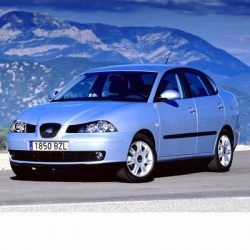 For Seat Cordoba (2002-2009) with Two Halogen Lamps