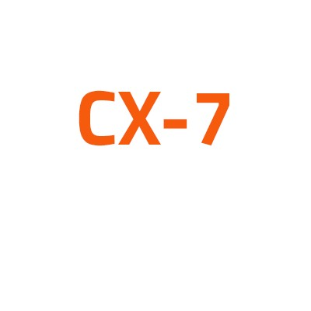 Mazda CX-7 autó izzó