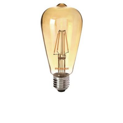 Edison filament LED