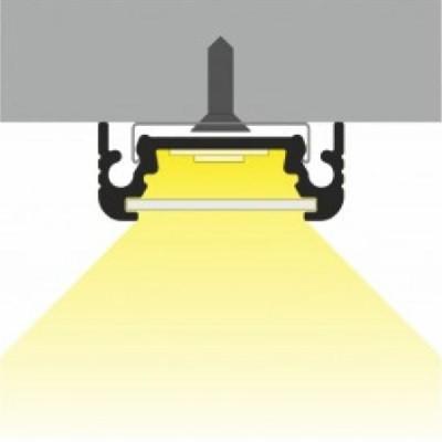 Felületre szerelhető LED profil