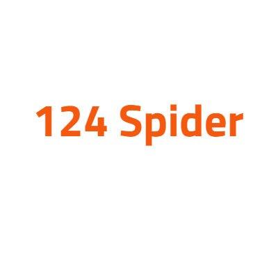 Fiat 124 Spider autó izzó