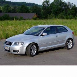 Autó izzók halogén izzóval szerelt Audi A3 (2003-2009)-hoz