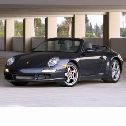 Autó izzók bi-xenon fényszóróval szerelt Porsche 911 Cabrio (2005-2008)-hoz