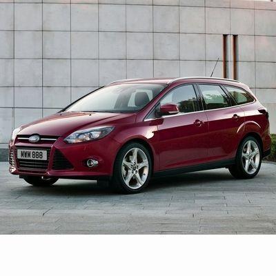 Autó izzók xenon izzóval szerelt Ford Focus Kombi (2011-2014)-hoz
