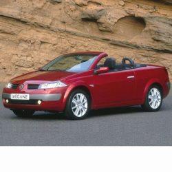 Autó izzók halogén izzóval szerelt Renault Megane Coupe (2003-2008)-hoz