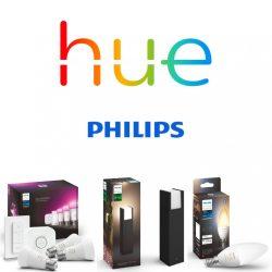 Philips Hue okos világítás