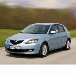 Mazda 3 (2003-2008) autó izzó