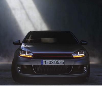 Osram Golf VII Full LED fényszóró lámpa halogén lámpatest helyére