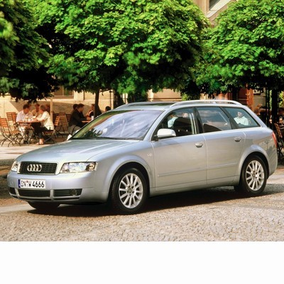 Autó izzók halogén izzóval szerelt Audi A4 Avant (2001-2005)-hez