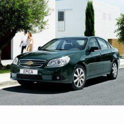 Autó izzók a 2005 utáni halogén izzóval szerelt Chevrolet Epica-hoz