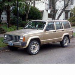 Jeep Cherokee (1984-2001) autó izzó