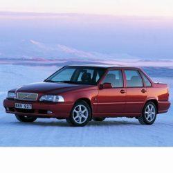 Autó izzók halogén izzóval szerelt Volvo S70 (1996-2000)-hez