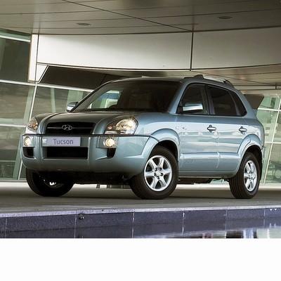 Hyundai Tucson (2004-2010) autó izzó