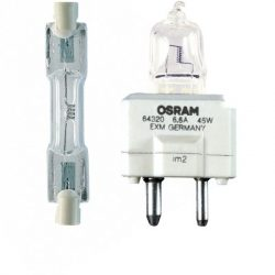 Current-Mode Halogen Lamps