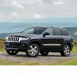 For Jeep Grand Cherokee after 2010 with Bi-Xenon Lamps