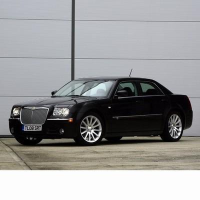 Autó izzók a 2004 utáni xenon izzóval szerelt Chrysler 300C-hoz