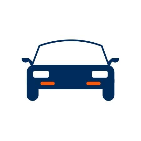 Nappali menetfény Chevrolet Orlando-hoz