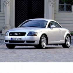 For Audi TT (1998-2006) with Halogen Lamps