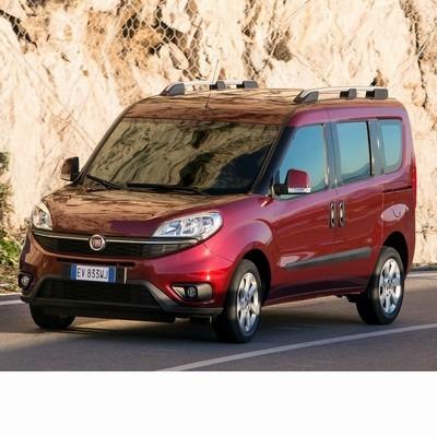 Autó izzók halogén izzóval szerelt Fiat Doblo (2015-2020)-hoz