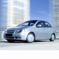 Chevrolet Kalos Sedan (2005-2008)