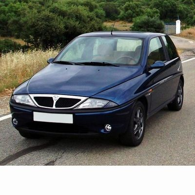 Autó izzók halogén izzóval szerelt Lancia Ypsilon (1996-2003)-hoz